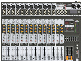 Mesa De Som Soundcraft Sx1602fx Usb HARMAN