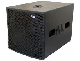 """Caixa Acústica Ativa SubWoofer 18"""" 1400W SW18.1400A Compact"""