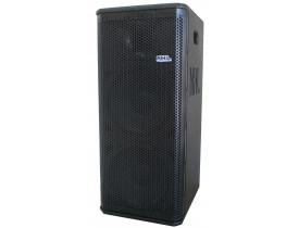 """Caixa Acústica Passiva Line Vertical 2x10""""+Ti 1200W LV10.1200"""