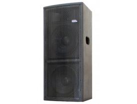"Caixa Acustica Ativa 2x 12"" 800W MG12.800A+ (Ampli 1600w)"