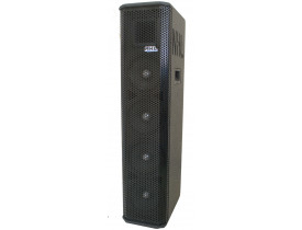 "Caixa Acustica Ativa 4x 6"" 800W LV6.800A+ (Ampli 1600w)"