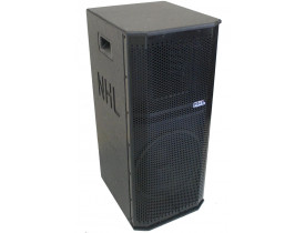 """Caixa Acústica Passiva Line NHL (500w) 1 X 12"""" + Titanium"""