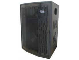 """Caixa Acústica Passiva 1x15""""+Ti 650w FL15.650"""