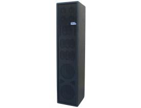 "Caixa Acustica Ativa Coluna 2x6"" 350W Mg6.350A c/ USB Bluetooth"