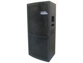 """Caixa Acústica Passiva 2x15""""+Ti 850w FL15.850"""