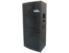 """Caixa Acústica Passiva 2x15""""+Ti 500w FL15.500"""