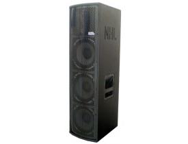"""Caixa Acústica Passiva Line Vertical 3x10""""+Ti 1400W LV10.1400"""