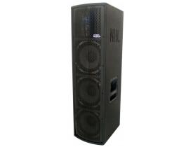 """Caixa Acústica Passiva Line Vertical 3x10""""+Ti 2"""" 2000W LV10.2000"""