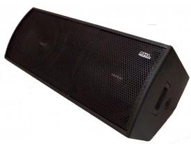 """Caixa Acústica Retorno de Palco Monitor 2x12"""" 800w RM12.800"""