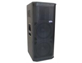 """Caixa Acústica Passiva Line Vertical 2x10""""+Ti 1000W LV10.1000 Premium"""
