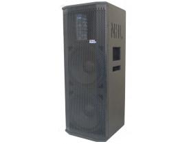 """Caixa Acústica Passiva 2x12""""+ Ti 2"""" 1500w MG12.1500"""
