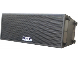 "Line Array LA10'1100 Passiva 2 X 10"" + Ti NHL PRO SOUND"