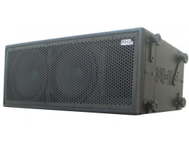"Line Array LA10.1500 Passiva 2 X 10"" + Ti 2"" NHL Pro Sound"