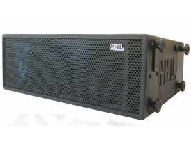 "Line Array LA8'500 Passiva 2 X 8"" + Ti 1"" NHL PRO SOUND"