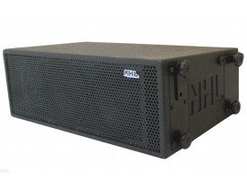 "Line Array LA8'750 Passiva 2 X 8"" + Ti 1"" NHL Pro Sound"