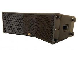 "Line Array LA8'750v Passiva 2 X 8"" + Ti 1"" NHL Pro Sound"