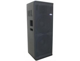 """Caixa Acústica Passiva Line 2x12""""+Ti 1200w LV12.1200"""