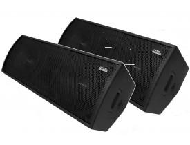 "Caixas Ativa + Passiva Retorno Monitor 2x 12"" 1600W RM12.1600AP"