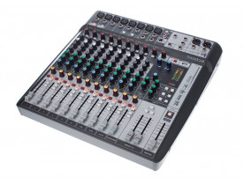 Mesa De Som Soundcraft Signature 12 Canais USB