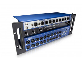 Mesa De Som Digital Soundcraft Ui24r | Harman